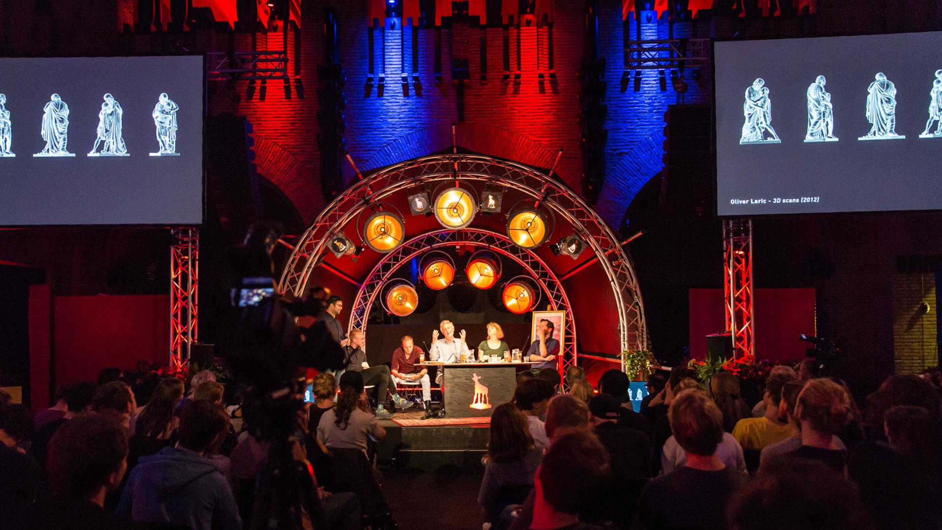 Danielle van der Kooij Portfolio Nederlands Film Festival Ontwerp
