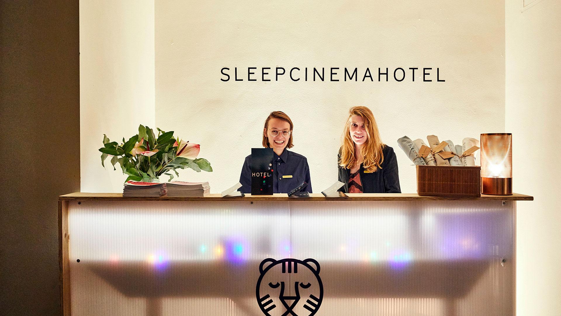 Danielle van der Kooij Portfolio Sleepcinemahotel IFFR 2018
